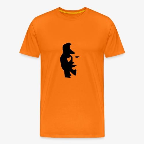 Sax/Girl - Männer Premium T-Shirt