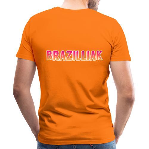 BrazilliaK - Men's Premium T-Shirt