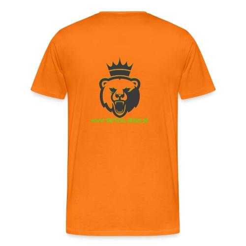 TB Schwarz/Grün - Männer Premium T-Shirt