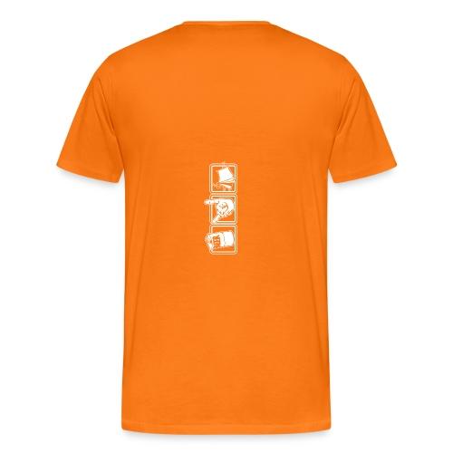 festival - Männer Premium T-Shirt