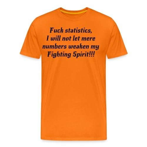 Mere numbers - Männer Premium T-Shirt