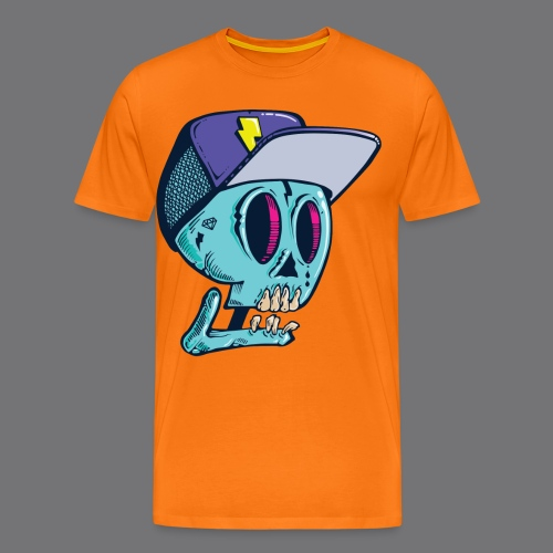 Death Tee Shirts - Men's Premium T-Shirt