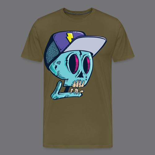 Death Tee Shirts - Men's Premium T-Shirt