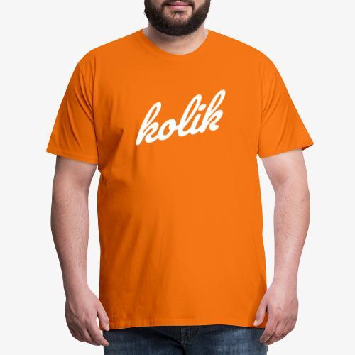 Colic fire - Men's Premium T-Shirt