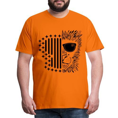 Lion style - T-shirt Premium Homme