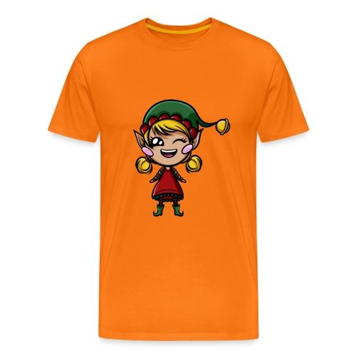Lutin Kawaii ! - T-shirt Premium Homme