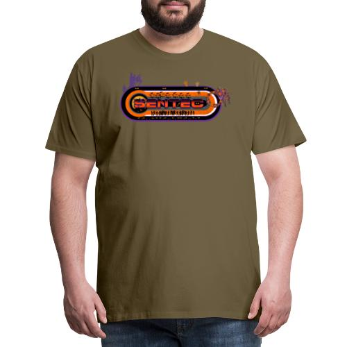 004 - Camiseta premium hombre