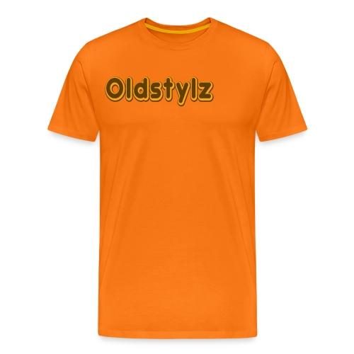 Oldstylz Original - T-shirt Premium Homme