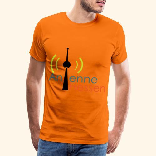 Antenne Hessen - Männer Premium T-Shirt