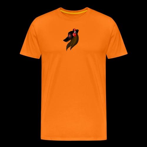 Shadow Wolf Logo - Männer Premium T-Shirt