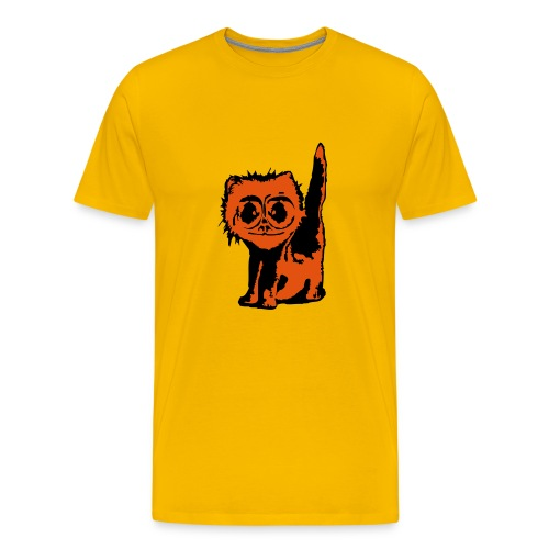 cat - Männer Premium T-Shirt