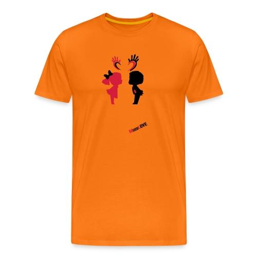 MixedLove - Kiss - Men's Premium T-Shirt