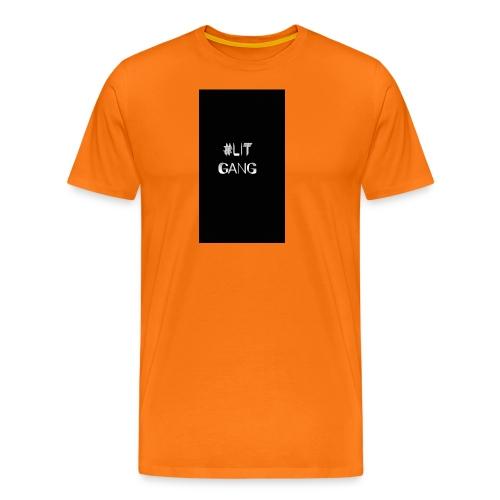Joel - Men's Premium T-Shirt