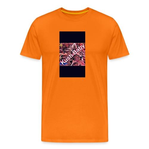 Kush Baby - Männer Premium T-Shirt