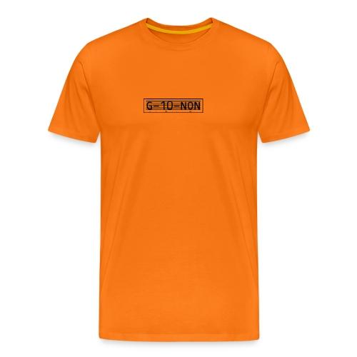 1der - T-shirt Premium Homme