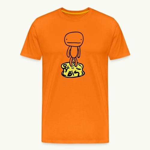 Dä Bisi - Männer Premium T-Shirt