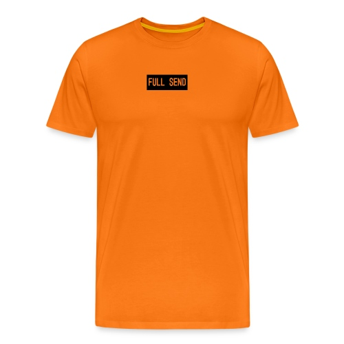 Full send - Männer Premium T-Shirt