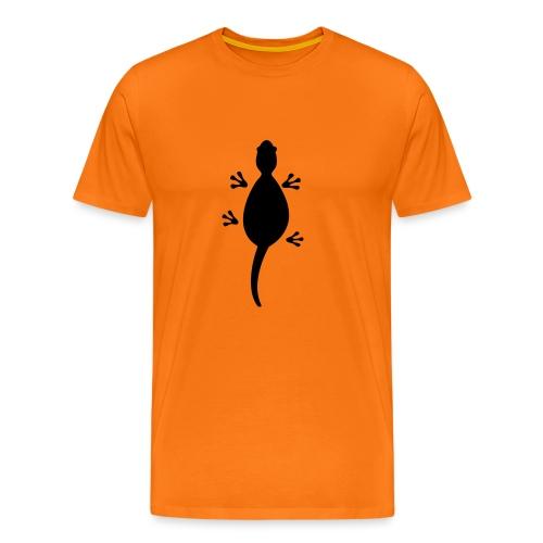 Echse - Männer Premium T-Shirt