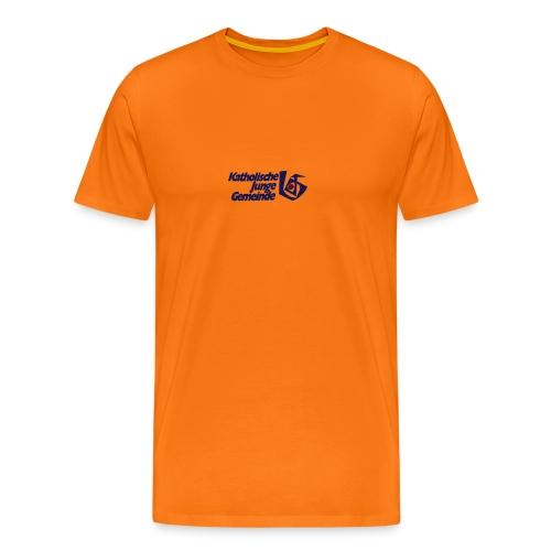 kjgoldschool - Männer Premium T-Shirt