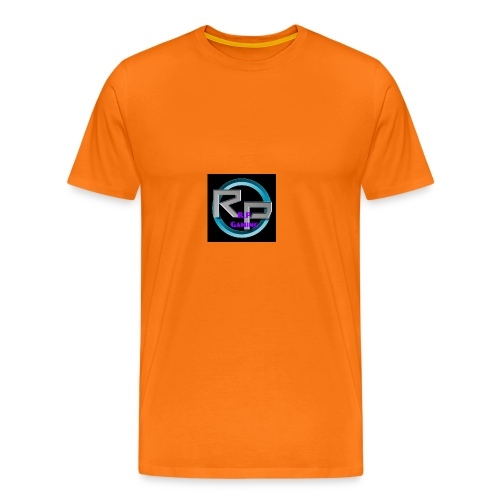 youtube4 logo - Men's Premium T-Shirt