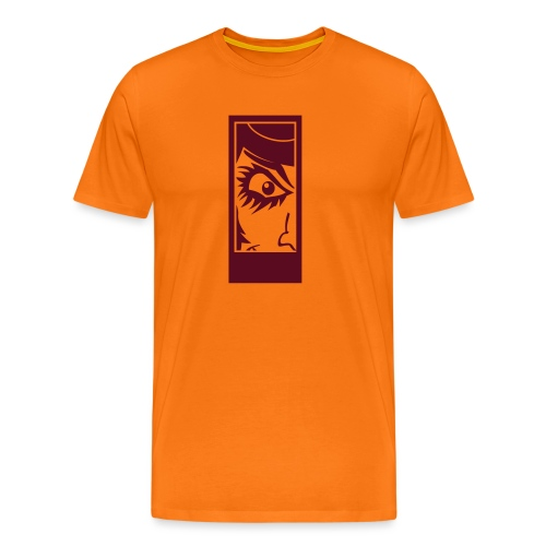 Clockwork eye - Men's Premium T-Shirt