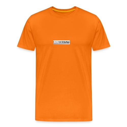 Das ist unsere Army - Männer Premium T-Shirt