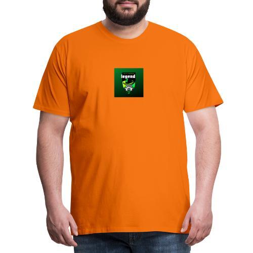 legend - Herre premium T-shirt