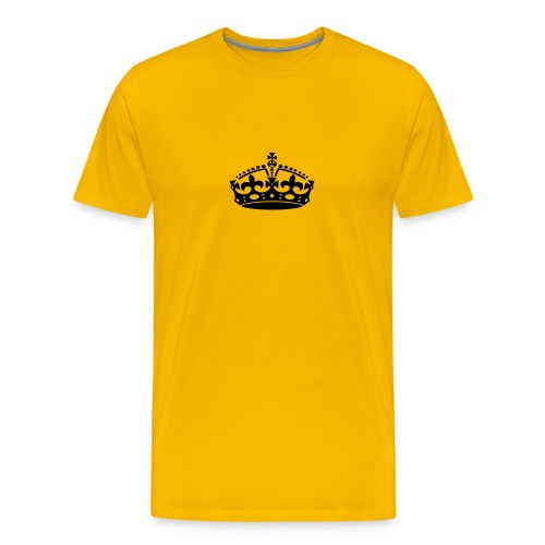 crown 312744 - Miesten premium t-paita