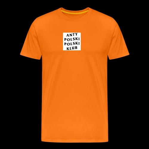 APPK SQUARE - Koszulka męska Premium