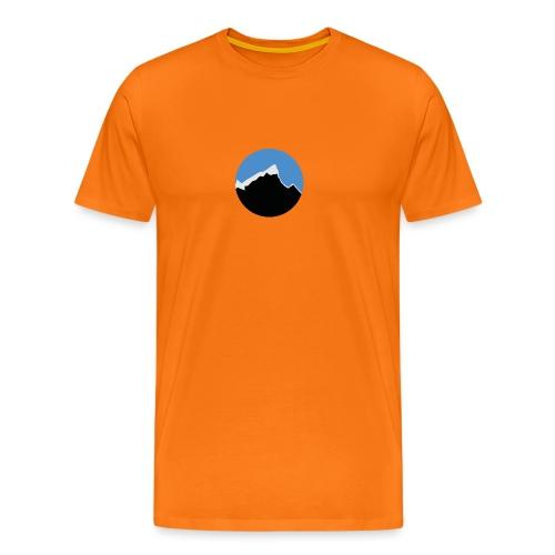FjellTid - Premium T-skjorte for menn