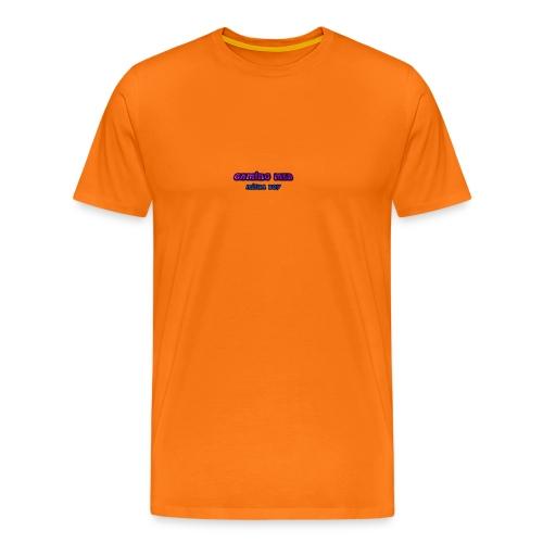 Mitt gamla intro - Premium-T-shirt herr