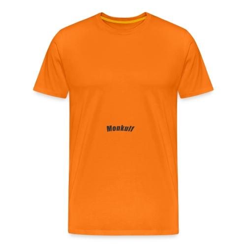 enda en ny en - Premium T-skjorte for menn