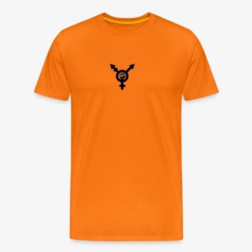 Transfeminism symbol - Men's Premium T-Shirt