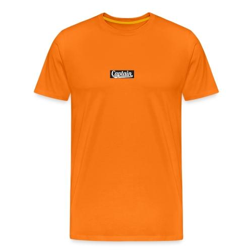 Captain-design - Mannen Premium T-shirt