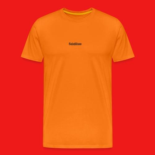 New Design - Herre premium T-shirt