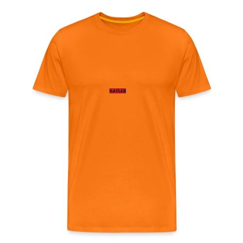 Gavlen - Herre premium T-shirt