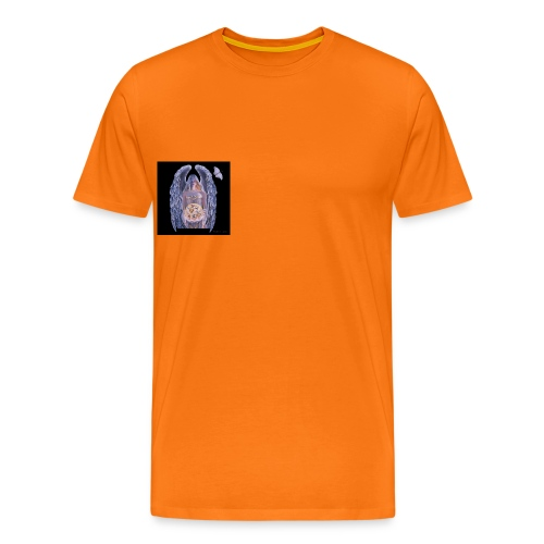 anges1 gif - T-shirt Premium Homme