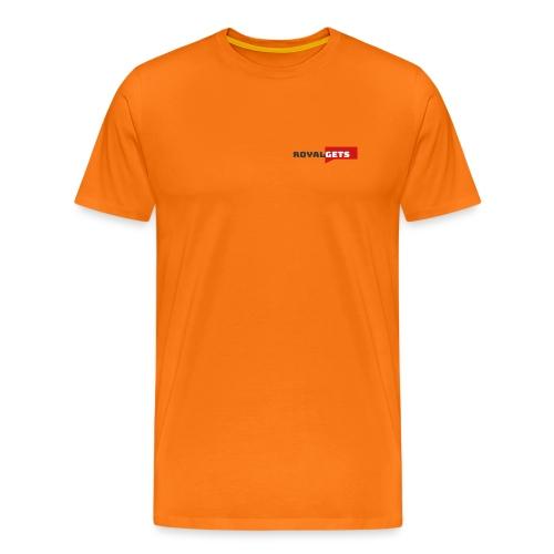 RoyalGets Marque - T-shirt Premium Homme