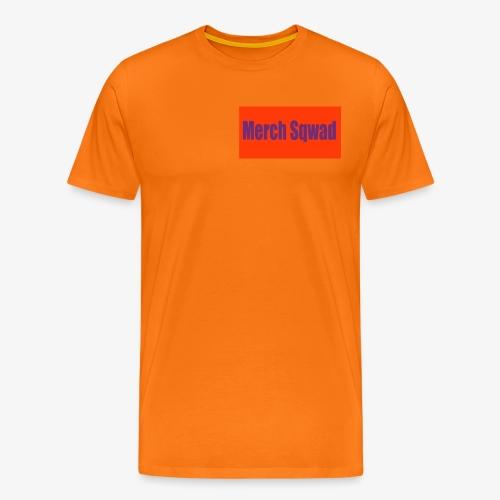 my merch sqwad - Men's Premium T-Shirt
