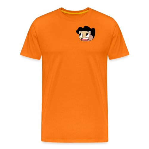 Smile Hoodie! - Men's Premium T-Shirt