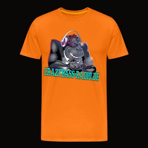 musiccbr - Männer Premium T-Shirt
