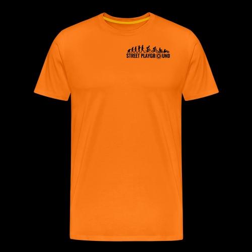Streetplayground - Männer Premium T-Shirt