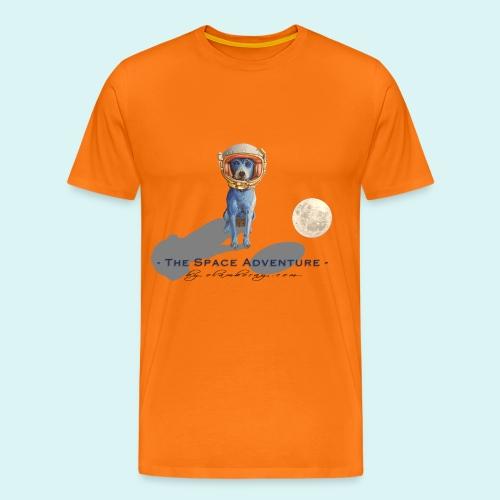 The Space Adventure - Men's Premium T-Shirt