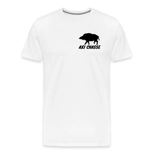 AXI Chasse - T-shirt Premium Homme