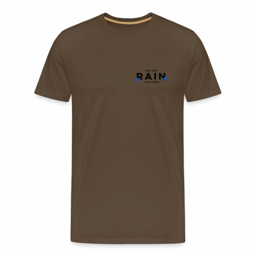 Rain Clothing Tops -ONLY SOME WHITE CAN BE ORDERED - Men's Premium T-Shirt