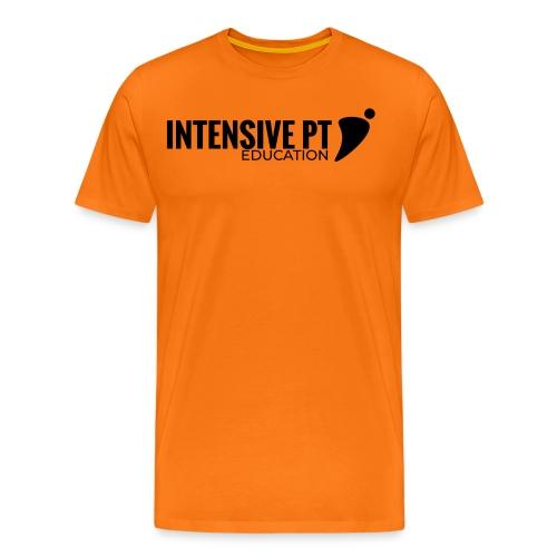 Intensiv PT-utbildning svart - Premium-T-shirt herr