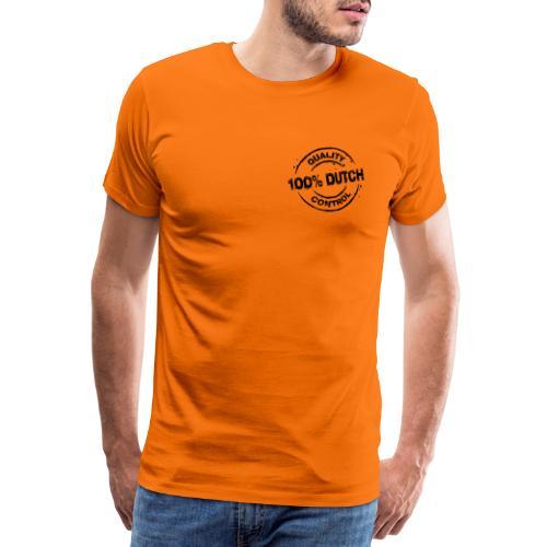 100 dutch incl - Mannen Premium T-shirt