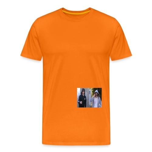 BADBOYS - Premium-T-shirt herr