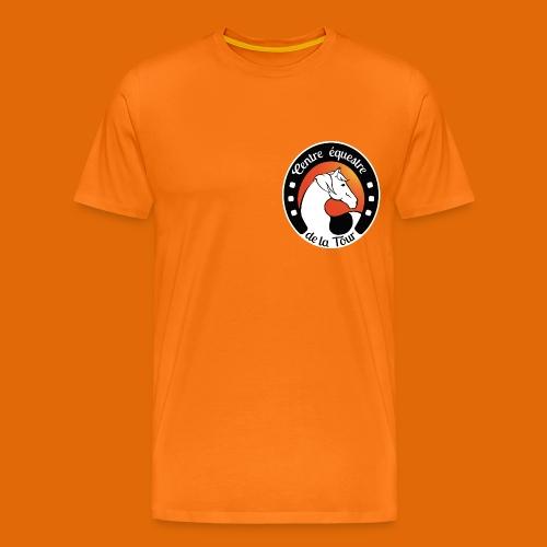Centre Equestre de la Tour - T-shirt Premium Homme