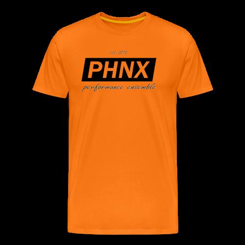 PHNX /#black/ - Männer Premium T-Shirt